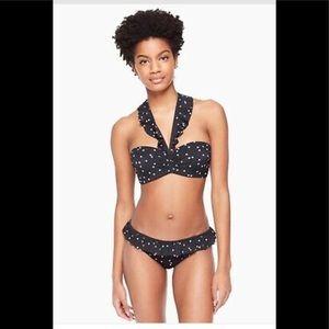 New Kate Spade polka dot bikini